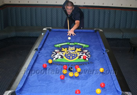 Pool table recover process 9 - small