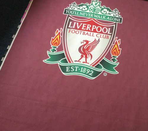 Pool Table Liverpool Football Recover