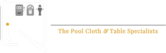 IQ Pool Table Recovers Logo