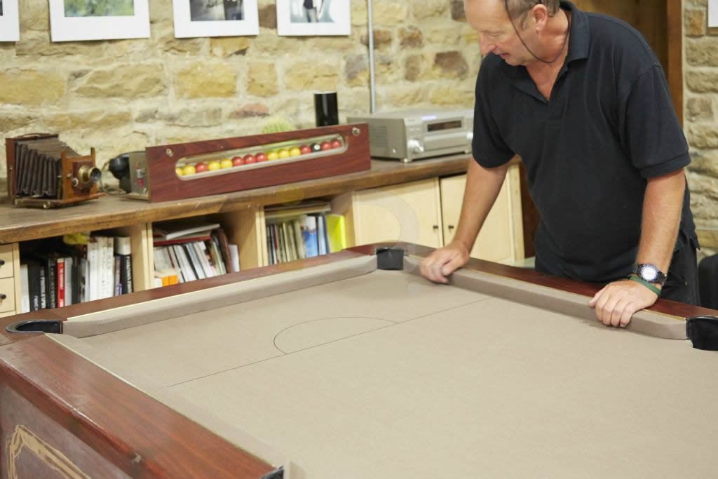 Pool Table Recover in Huddersfield