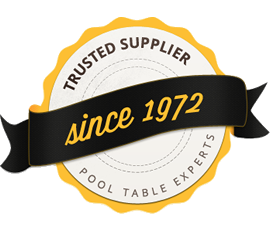 Reasons to trust IQ Pool Table Recovers Logo