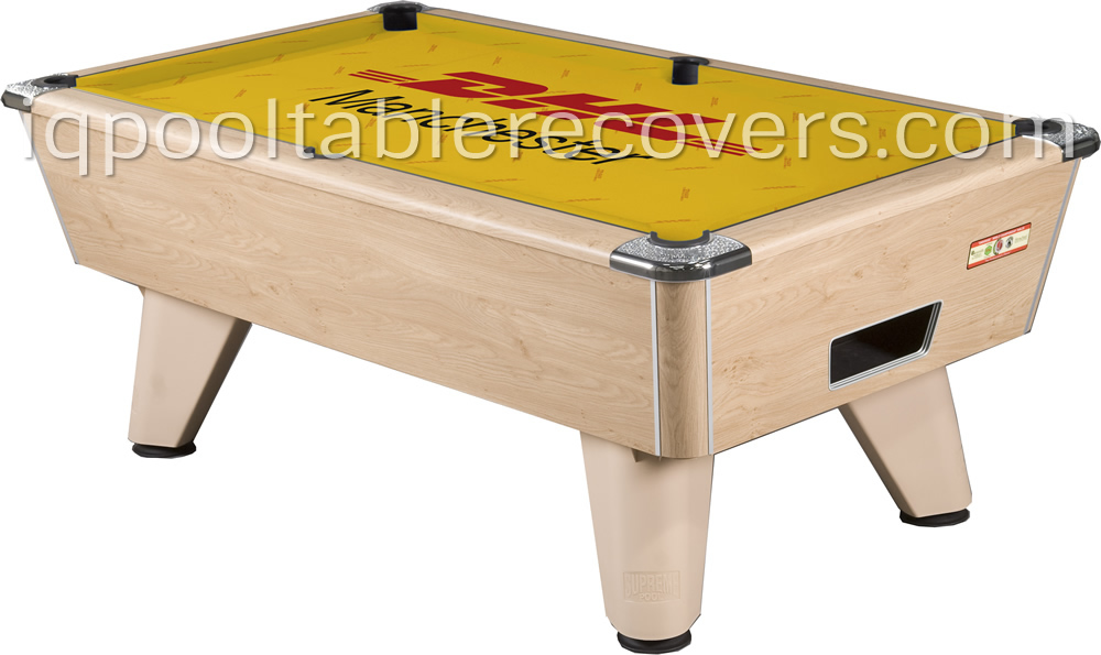 Proposal for recover of an Oak Winner Pool Table in Manchester