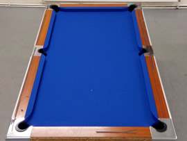Classic HGM Pool Table in need of a recover