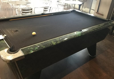 7ft Supreme Winner Pool Table Recover by IQ
