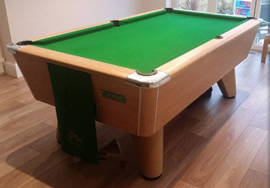 Supreme Winner Pool Table Recover by IQ
