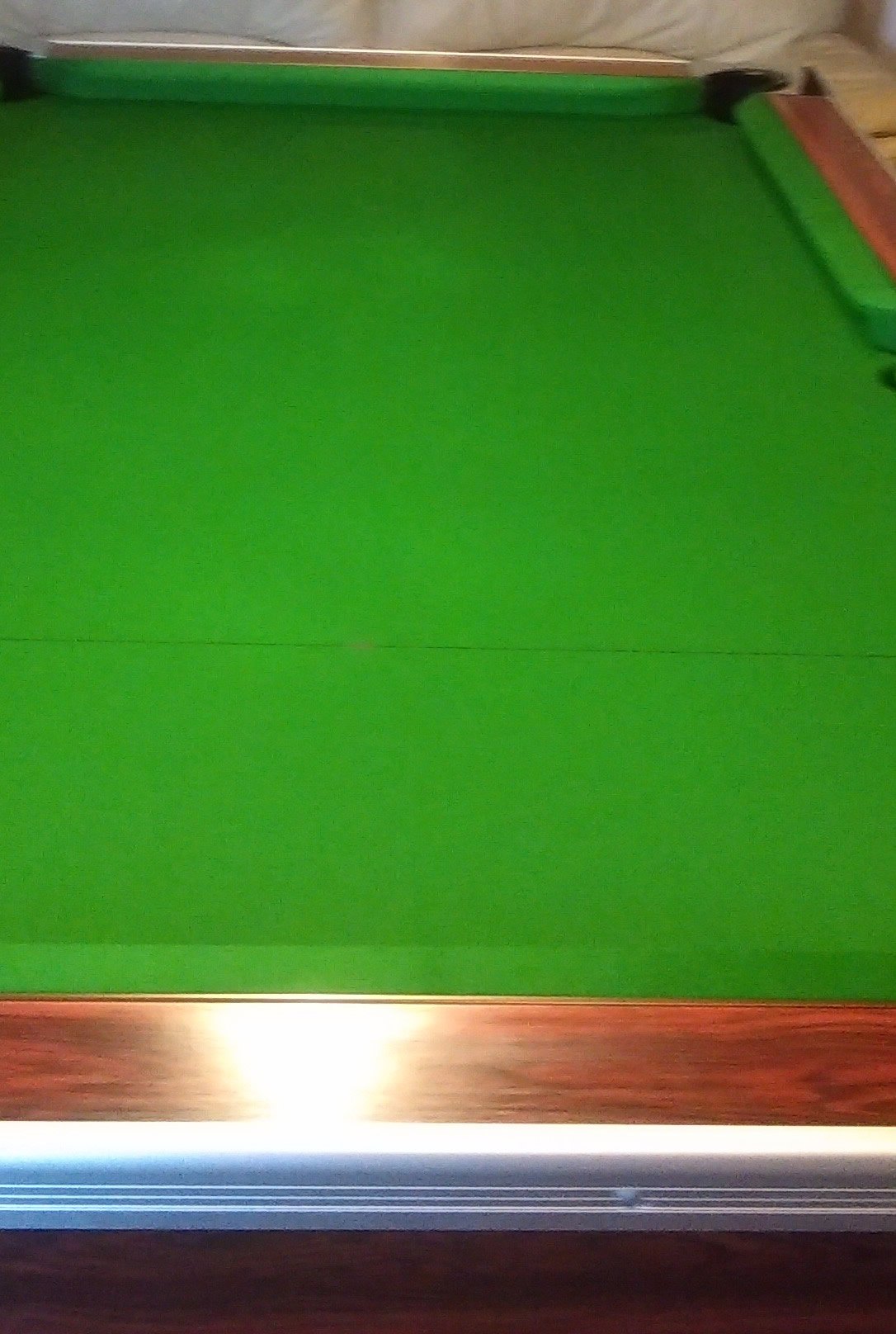 Recent recover of a 6ft Pool Table in Irlam, Manchester