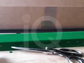 7ft Snooker Table Recover by IQ