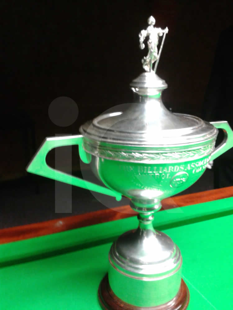 Stuart Bingham Snooker Exhibition