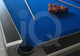 Recent Recover of a HGM Diplomat 7ft Pool Table