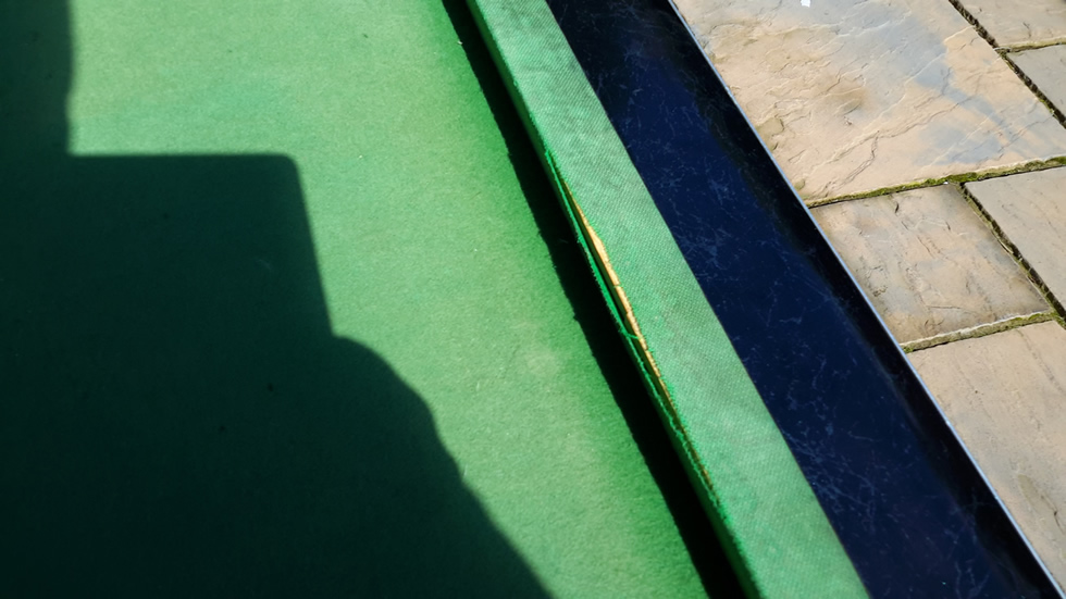 Sam Leisure Pool Table Recover by IQ Pool Tables Photo 41