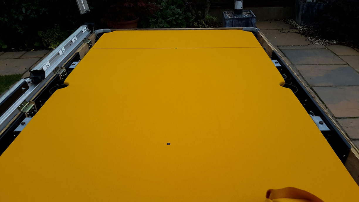 Sam Leisure Pool Table Recover by IQ Pool Tables Photo 85