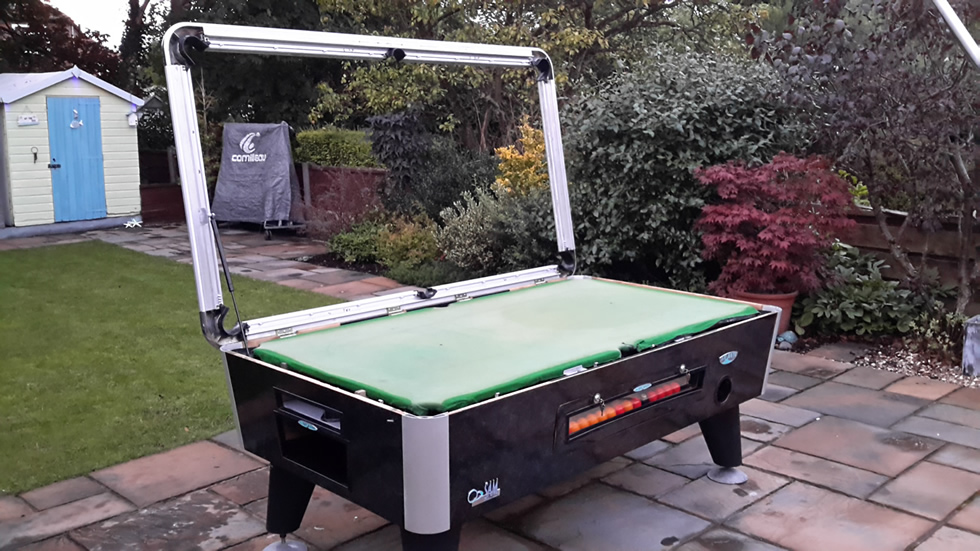 Sam Leisure Pool Table Recover by IQ Pool Tables Photo 52