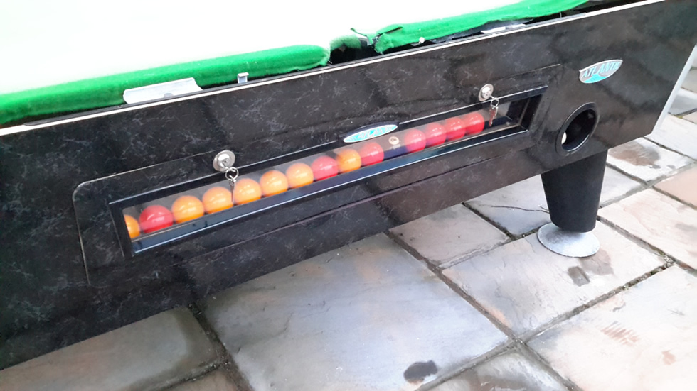 Sam Leisure Pool Table Recover by IQ Pool Tables Photo 53