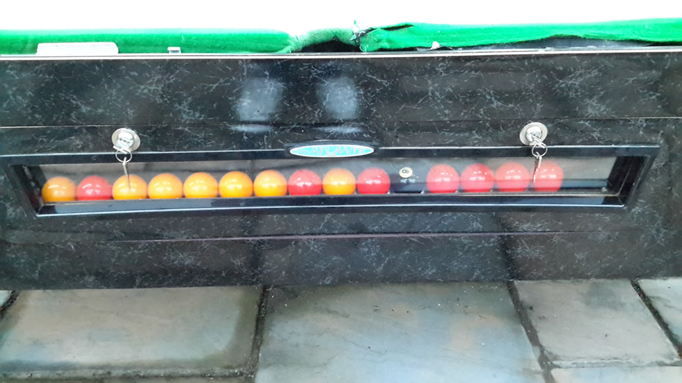 Sam Leisure Pool Table Recover by IQ Pool Tables Photo 54