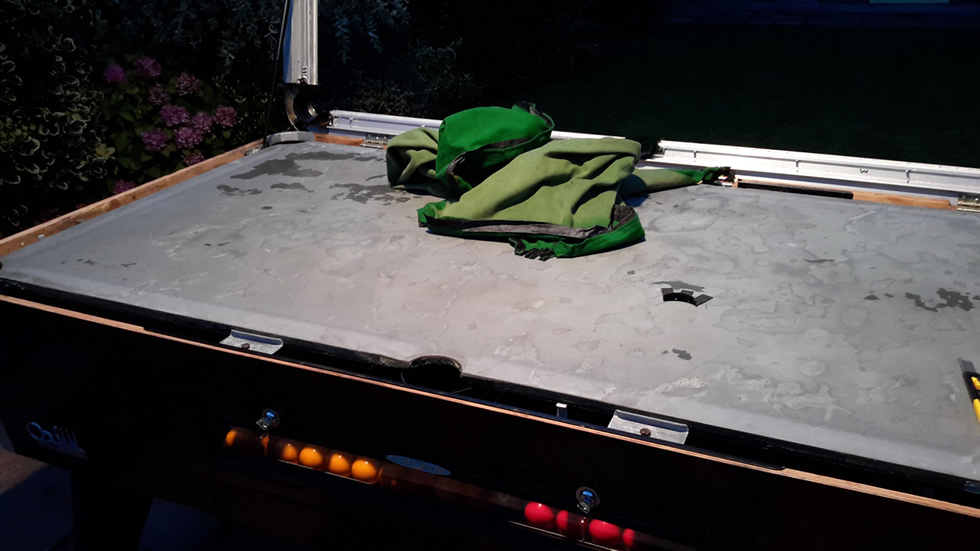 Sam Leisure Pool Table Recover by IQ Pool Table Photos 59