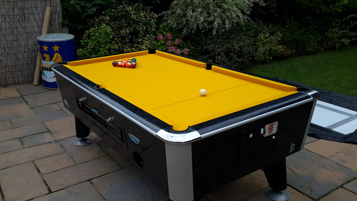 Sam Leisure Pool Table Recover by IQ Pool Tables Photo 114