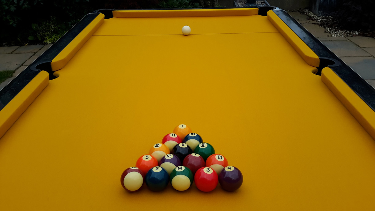 Sam Leisure Pool Table Recover by IQ Pool Tables Photo 119