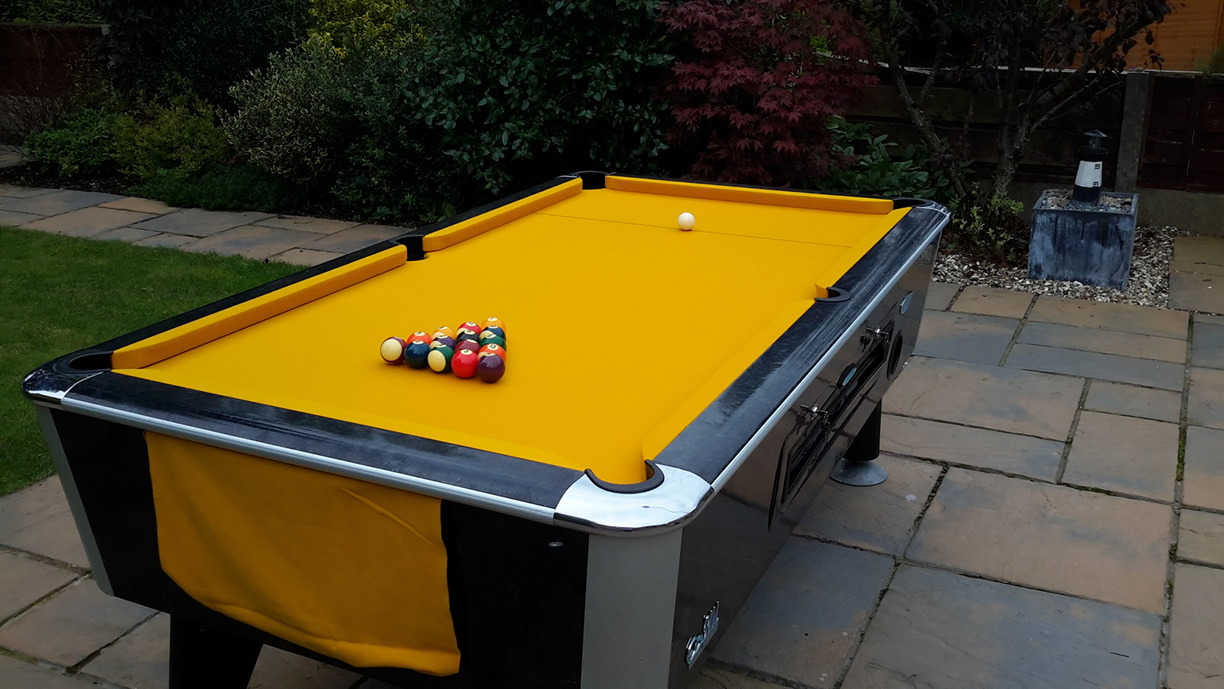 Sam Leisure Pool Table Recover by IQ Pool Tables Photo 120