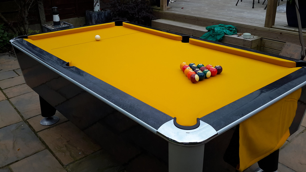 Sam Leisure Pool Table Recover by IQ Pool Tables Photo 121