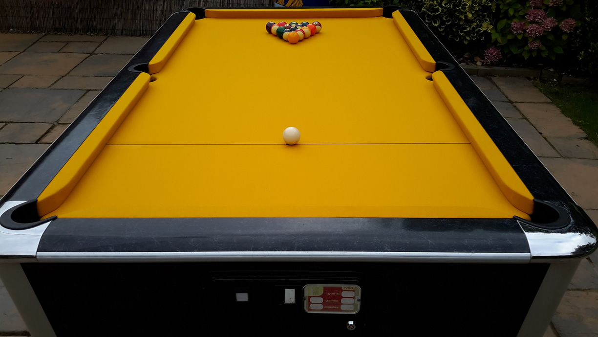 Sam Leisure Pool Table Recover by IQ Pool Tables Photo 122