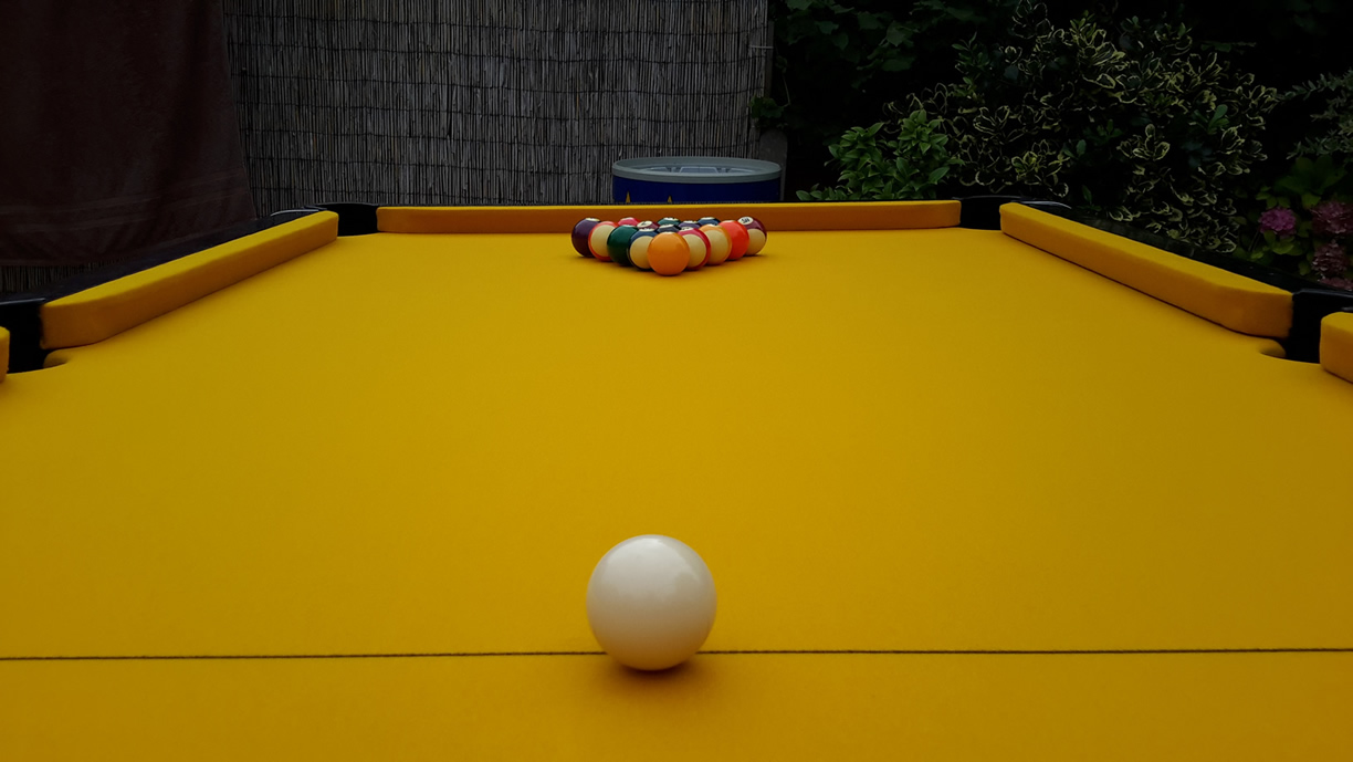 Sam Leisure Pool Table Recover by IQ Pool Tables Photo 123