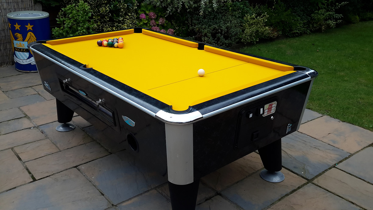 Sam Leisure Pool Table Recover by IQ Pool Tables Photo 125