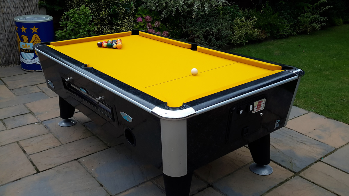 Sam Leisure Pool Table Recover by IQ Pool Tables Photo 101