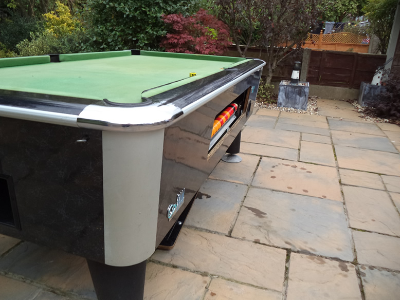 Sam Leisure Pool Table Recover by IQ Pool Tables Photo 8