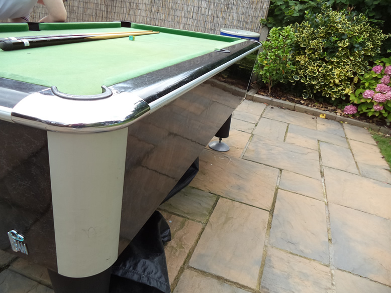 Sam Leisure Pool Table Recover by IQ Pool Tables Photo 18