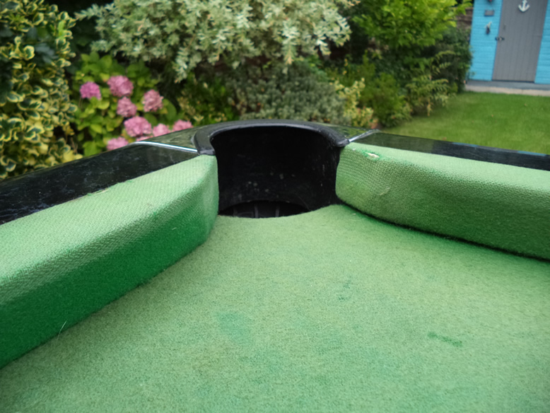 Sam Leisure Pool Table Recover by IQ Pool Tables Photo 22
