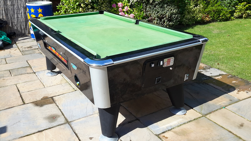 Sam Leisure Pool Table Recover by IQ Pool Tables Photo 7