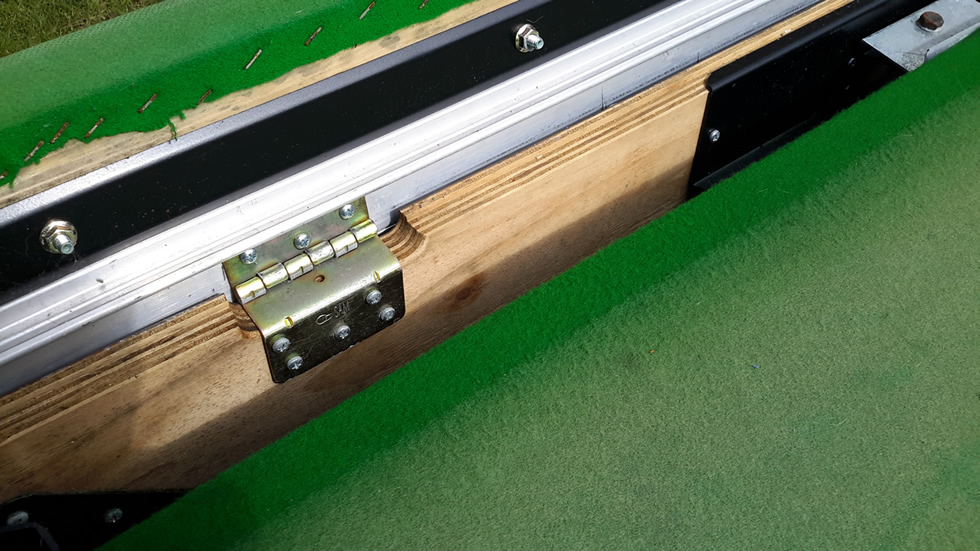 Sam Leisure Pool Table Recover by IQ Pool Tables Photo 34