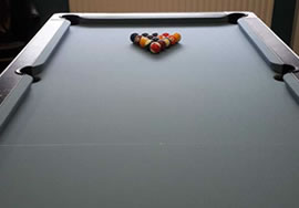 Recent Recover of a Pool Table in Warrington