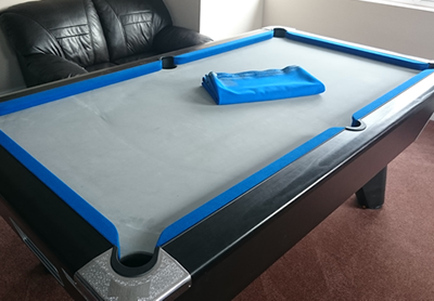 Winner Pool Table Recover by Client